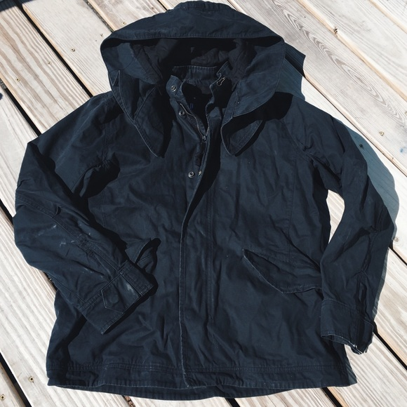 Gap Jackets Coats Mens Navy Field Jacket Poshmark